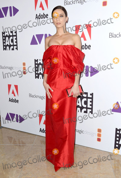 Angela Sarafyn Photo - 01 February 2019 - Beverly Hills California - Angela Sarafyn The 69th Annual ACE Eddie Awards held at Beverly Hilton Hotel Photo Credit Birdie ThompsonAdMedia
