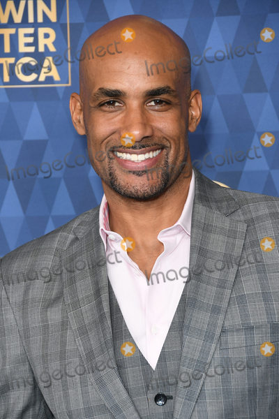 Boris Kodjoe Photo - 08 January 2020 - Pasadena California - Boris Kodjoe ABC Winter TCA 2020 held at Langham Huntington Hotel Photo Credit Birdie ThompsonAdMedia