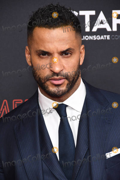 Ricky Whittle Photo - 05 March 2019 - Los Angeles California - Ricky Whittle American Gods Season 2 Los Angeles Premiere held at the Ace Hotel Photo Credit Birdie ThompsonAdMedia