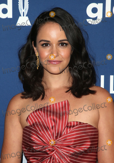 Melissa Fumero Photo - 13 April 2018 - Beverly Hills California - Melissa Fumero 29th Annual GLAAD Media Awards at The Beverly Hilton Hotel Photo Credit F SadouAdMedia