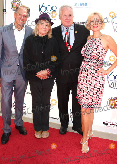 Angie Dickinson Photo - 15 August 2013 - Hollywood California - Bob Klein Angie Dickinson Tom LaBonge Penelope Ann Miller The First Made In Hollywood Awards For Television held at 1600 Vine Photo Credit Russ ElliotAdMedia