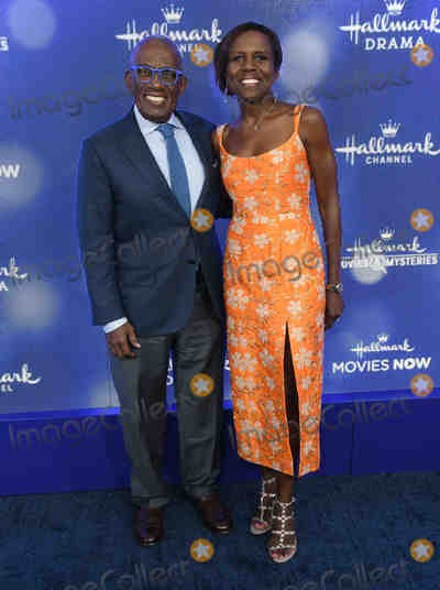 Al Roker Photo - 26 July 2019 - Beverly Hills California - Al Roker Deborah Roberts Hallmark Channel and Hallmark Movies  Mysteries 2019 Summer TCA held at a Private Residence Photo Credit Birdie ThompsonAdMedia