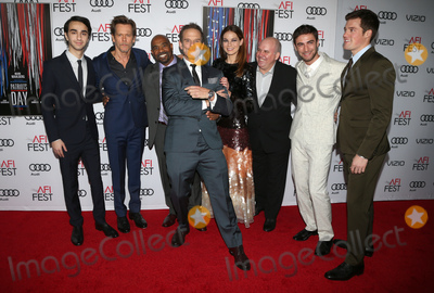 Alex Wolff Photo - 17 November 2016 -  Hollywood California - Alex Wolff Kevin Bacon Michael Beach Peter Berg Michelle Monaghan James DuMont Themo Melikidze Jake Picking AFI FEST 2016 - Closing Gala - Premiere Of Patriots Day held at The TCL Chinese Theatre Photo Credit AdMedia
