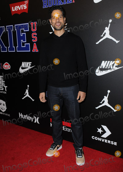 Adam Rodriguez Photo - 15 February 2018 - Los Angeles California - Adam Rodriguez Rookie USA Fashion Show held at MILK Studios Photo Credit Birdie ThompsonAdMedia