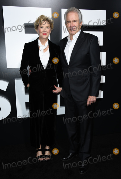 Annette Bening Photo - 13 September 2018 - Hollywood California - Annette Bening Warren Beatty Amazon Studios Life Itself Los Angeles Premiere held at the Arclight Hollywood Photo Credit Birdie ThompsonAdMedia
