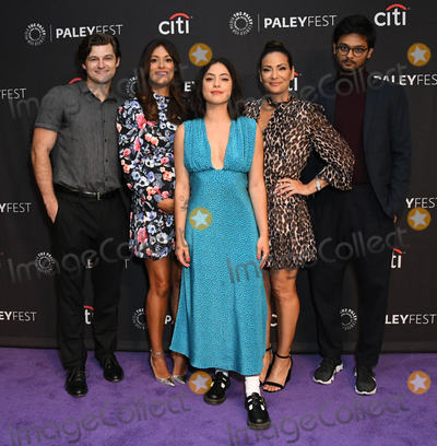 Angelique  Cabral Photo - 06 September 2019 - Beverly Hills California - Kevin Bigley Angelique Cabral Rosa Salazar Constance Marie Siddharth Dhananjay The Paley Center For Medias 2019 PaleyFest Fall TV Previews - Undone held at The Paley Center for Media Photo Credit Birdie ThompsonAdMedia
