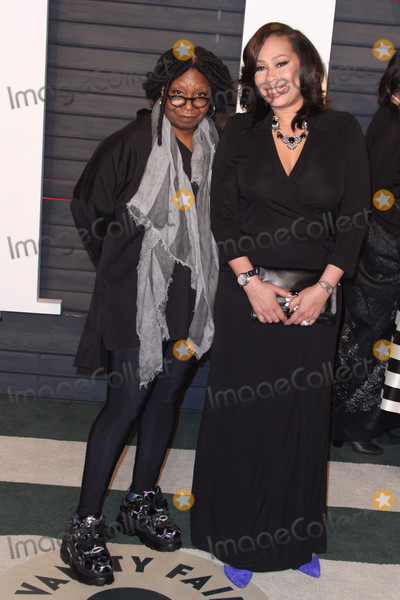 Alex Martin Photo - 28 February 2016 - Beverly Hills California - Whoopi Goldberg Alex Martin 2016 Vanity Fair Oscar Party hosted by Graydon Carter following the 88th Academy Awards held at the Wallis Annenberg Center for the Performing Arts Photo Credit AdMedia