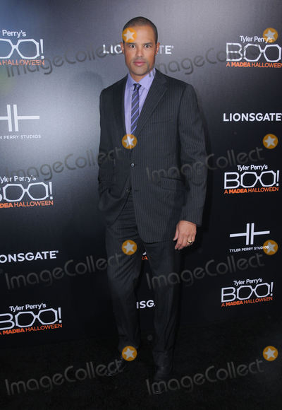 Jason Olive Photo - 17 October 2016 - Hollywood California Jason Olive Premiere Of Lionsgates Boo A Madea Halloween held at ArcLight Cinerama Dome Photo Credit Birdie ThompsonAdMedia