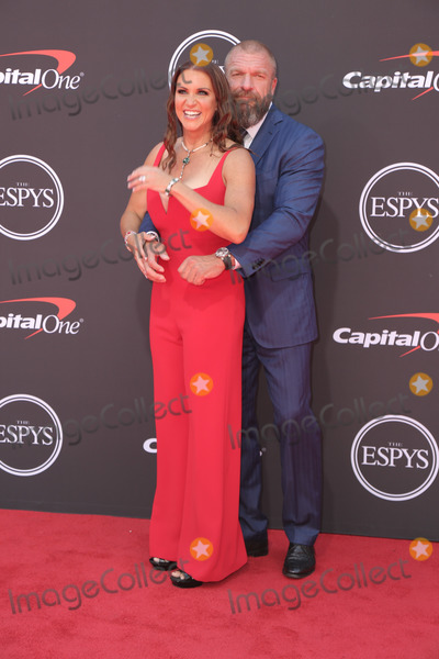 Triple-H Photo - 10 July 2019 - Los Angeles California - Triple H Paul Michael Levesque Stephanie McMahon The 2019 ESPY Awards held at Microsoft Theater Photo Credit PMAAdMedia