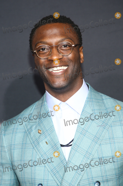 Aldis Hodge Photo - 24  February 2020 - Hollywood California - Aldis Hodge Premiere Of Universal Pictures The Invisible Man held at The TCL Chinese Theatre Photo Credit FSAdMedia