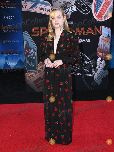 Angourie Rice Photo - 26 June 2019 - Hollywood California - Angourie Rice Spider-Man Far From Home Los Angeles Premiere held at the TCL Chinese Theater Photo Credit Birdie ThompsonAdMedia