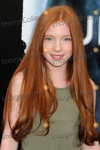 Annalise Basso Photo - 8 June 2011 - Westwood California - Annalise Basso Super 8 Los Angeles Premiere held at the Regency Village Theatre Photo Credit Byron PurvisAdMedia