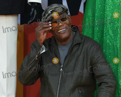 Samuel L Jackson Photo - 28 September 2019 - Los Angeles California - Samuel L Jackson Netflixs Dolemite Is My Name Los Angeles Premiere held at Regency Village Theatre Photo Credit Billy BennightAdMedia