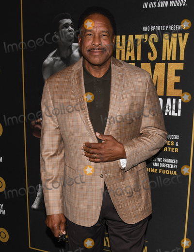 Dave Winfield Photo - 08 May 2019 - Los Angeles California - Dave Winfield Whats My Name Muhammad Ali HBO Premiere held at Regal Cinemas LA LIVE 14 Photo Credit Billy BennightAdMedia