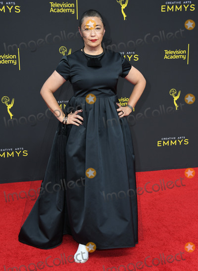 Ane Crabtree Photo - 15 September 2019 - Los Angeles California - Ane Crabtree 2019 Creative Arts Emmys Awards - Arrivals held at Microsoft Theater LA Live Photo Credit Birdie ThompsonAdMedia