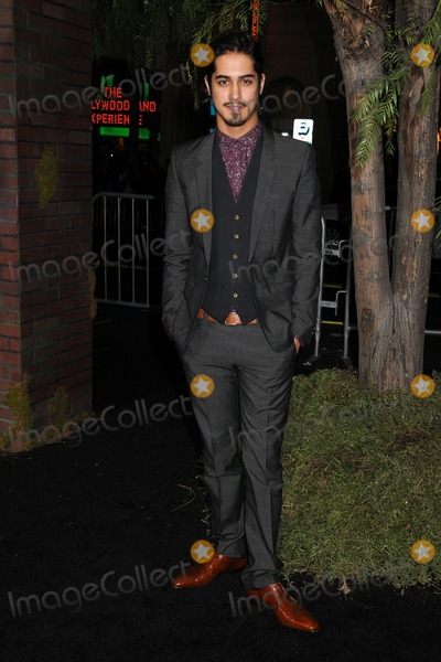 Avan Jogia Photo - 6 February 2013 - Hollywood California - Avan Jogia Beautiful Creatures Los Angeles Premiere held at the TCL Chinese Theatre Photo Credit Byron PurvisAdMedia