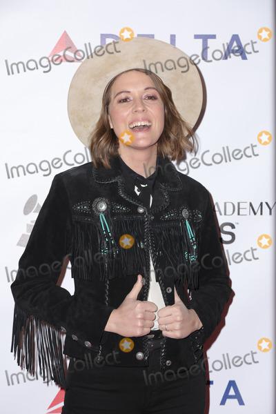 Brandi Carlile Photo - 08 February 2019 - Los Angeles California - Brandi Carlile MusiCares Person Of The Year Honoring Dolly Parton held at Los Angeles Convention Center Photo Credit PMAAdMedia