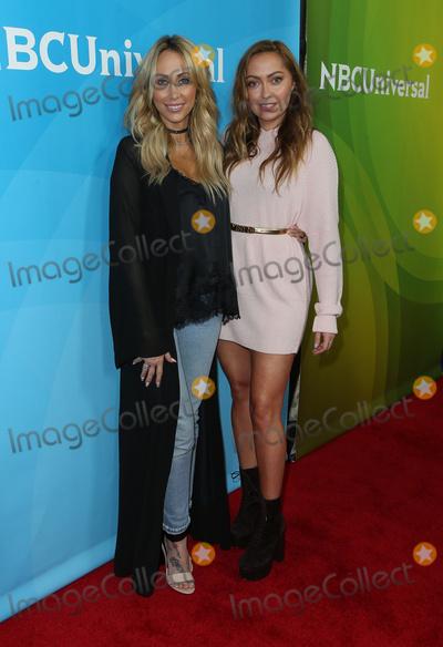 Brandi Cyrus Photo - 20 March 2017 - Beverly Hills California - Tish Cyrus Brandi Cyrus 2017 NBCUniversal Summer Press Day held at The Beverly Hilton Hotel Photo Credit AdMedia