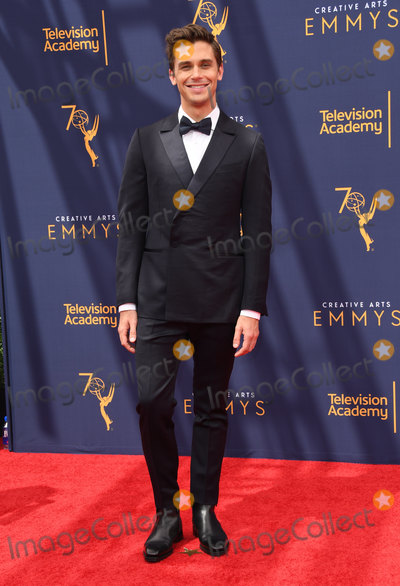Antoni Porowski Photo - 09 September 2018 - Los Angeles California - Antoni Porowski 2018 Creative Arts Emmy Awards - Arrivals held at Microsoft Theater Photo Credit Birdie ThompsonAdMedia