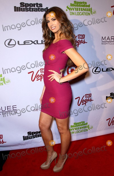 Katherine Webb Photo - 13 February 2013 - Las Vegas NV -  Katherine Webb  The 2013 Sports Illustrated Swimsuit models celebrate at the SI Swimsuit on Location event at Marquee Nightclub at The Cosmopolitan of Las Vegas Photo Credit mjtAdMedia