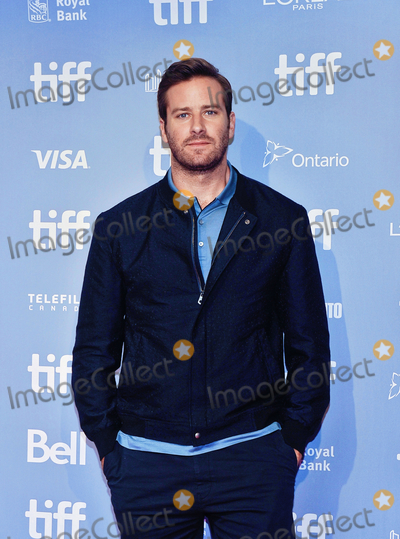 Armie Hammer Photo - 21 March 2019 - Terrorism thriller Hotel Mumbai suspended from New Zealand cinemas following the Christchurch mosque attacks  File Photo 2018 Toronto International Film Festival Hotel Mumbai Press Conference Toronto Ontario Canada Photo Credit Brent PerniacAdMedia