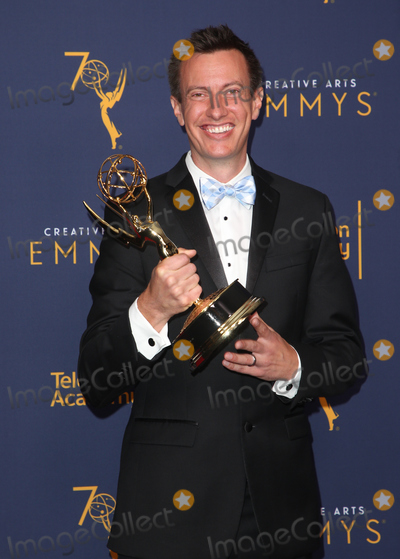 Andrew Waruszewski Photo - 09 September 2018- Los Angles California - Andrew Waruszewski  2018 Creative Arts Emmy Awards - Day 2 held at the Microsoft Theater LA LIVE Photo Credit Faye SadouAdMedia