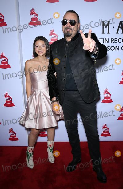 Angela Aguilar Photo - 14 November 2018 - Las Vegas NV -  Angela Aguilar Pepe Aguilar  2018 Latin Recording Academy Person of The Year Gala honoring Man at Mandalay Bay Events Center Photo Credit MJTAdMedia