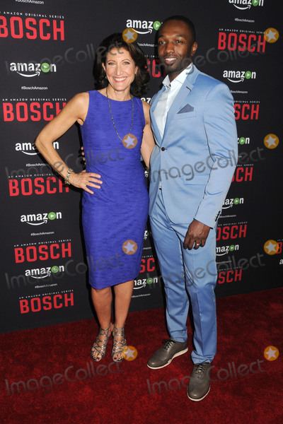Amy Aquino Photo - 3 March 2016 - West Hollywood California - Amy Aquino Jamie Hector Amazon Original Series Bosch Season 2 Premiere held at the Pacific Design Center Photo Credit Byron PurvisAdMedia