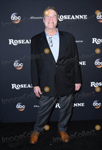 John Goodman Photo - 23 March 2018 - Burbank California - John Goodman Roseanne Premiere Event held at Walt Disney Studios Photo Credit Birdie ThompsonAdMedia