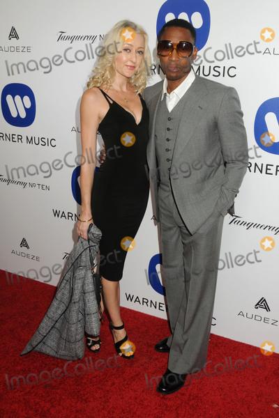 Raphael Saadiq Photo - 15 February 2016 - Los Angeles California - Raphael Saadiq Warner Music Group 2016 Grammy Party held at Milk Studios Photo Credit Byron PurvisAdMedia