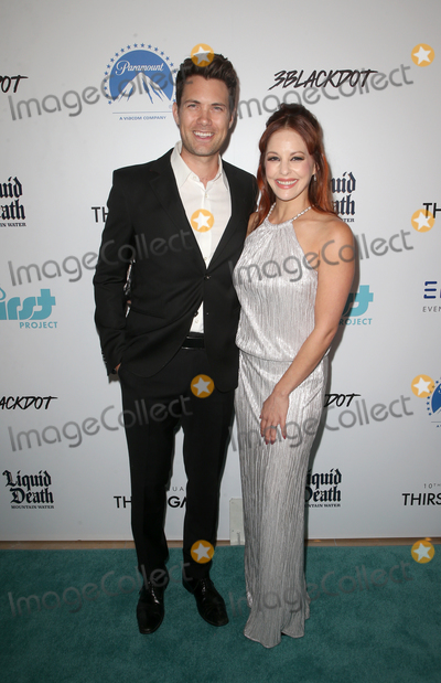Amy Paffrath Photo - 28 September 2019 - Beverly Hills California - Drew Seeley Amy Paffrath Thirst Projects 10th Annual Thirst Gala held at The Beverly Hilton Hotel Photo Credit FSadouAdMedia