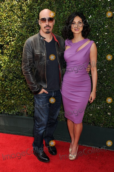 Austin Chick Photo - 13 April 2014 - West Hollywood California - Austin Chick Morena Baccarin John Varvatos 11th Annual Stuart House Benefit held at John Varvatos Boutique Photo Credit Byron PurvisAdMedia