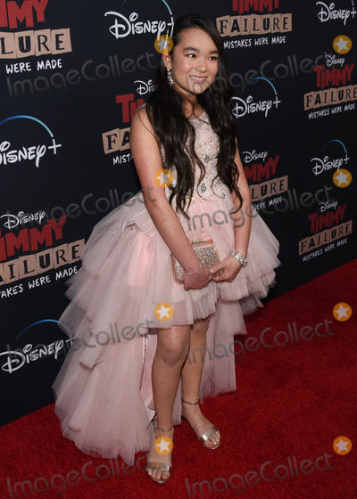 Ai-Chan Carrier Photo - 29 January 2020 - Hollywood California - Ai-Chan Carrier The Disney  Premiere of Timmy Failure Mistakes Were Made at El Capitan Theatre Photo Credit Billy BennightAdMedia