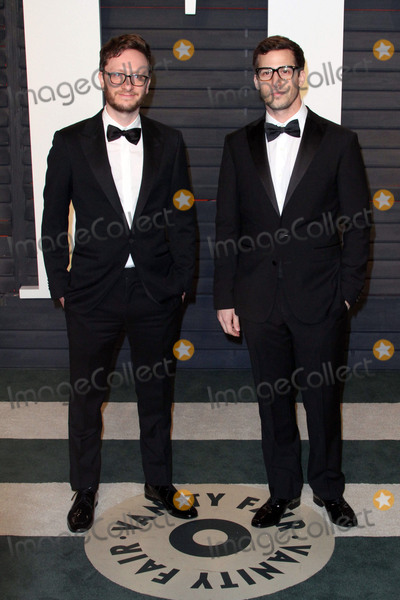 Andy Samberg Photo - 28 February 2016 - Beverly Hills California - Akiva Schaffer Andy Samberg 2016 Vanity Fair Oscar Party hosted by Graydon Carter following the 88th Academy Awards held at the Wallis Annenberg Center for the Performing Arts Photo Credit AdMedia