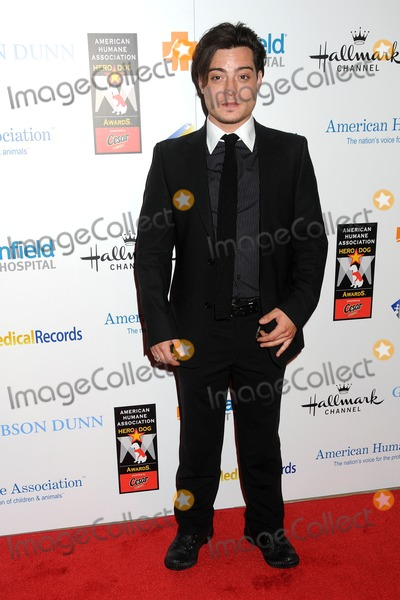 Andrew Lawrence Photo - 1 October 2011 - Beverly Hills California - Andrew Lawrence 1st Annual American Hero Dog Awards Presented By Cesar Canine Cuisine held at The Beverly Hilton Hotel Photo Credit Byron PurvisAdMedia
