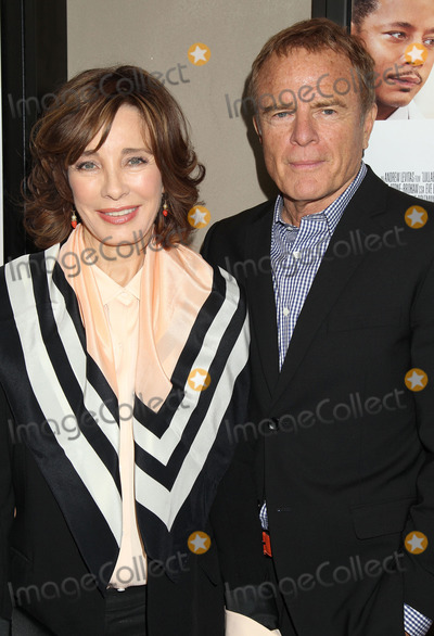Anne Archer Photo - 06 May 2014 - Westwood California - Anne Archer husband Terry Jastrow Lullaby Los Angeles Premiere held at iPic Theaters Photo Credit Russ ElliotAdMedia