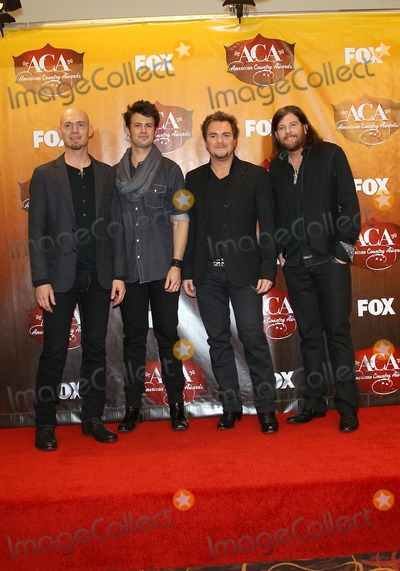 Chris Thompson Photo - 05 December 2011 - Las Vegas Nevada - The Eli Young Band Chris Thompson James Young Mike Eli and Jon Jones  2011 American Country Awards at the MGM Grand Resort Hotel and Casino  Photo Credit MJTAdMedia