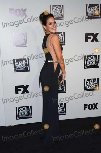 Angelique Cabral Photo - 12 January 2013 - Beverly Hills California - Angelique Cabral 2014 Fox Golden Globe Awards Party celebrating the 71st Annual Golden Globe Awards held at the The FOX Pavilion at the Beverly Hills Hotel Photo Credit Tonya WiseAdMedia