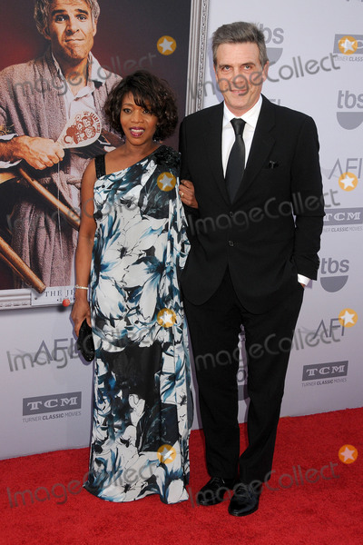 Alfre Woodard Photo - 4 June 2015 - Hollywood California - Alfre Woodard Roderick Spencer AFI 43rd Life Achievement Award Gala Tribute To Steve Martin held at the Dolby Theatre Photo Credit Byron PurvisAdMedia