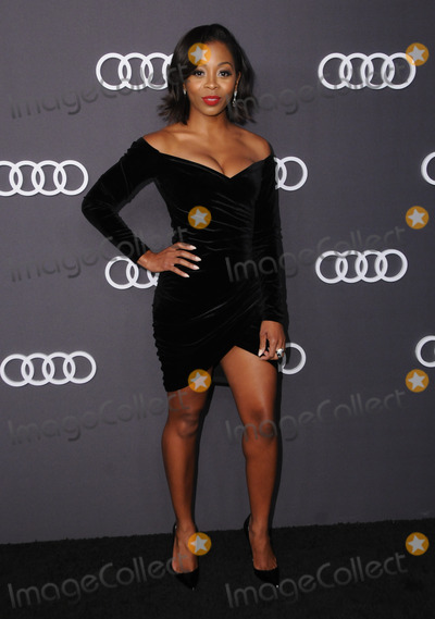 Bresha Webb Photo - 13 September  2017 - Hollywood California - Bresha Webb Audi Celebrates the 69th Emmys held at The Highlight Room in Hollywood Photo Credit Birdie ThompsonAdMedia