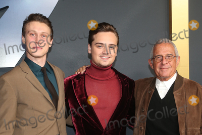 Ron Meyer Photo - 18 December 2019 - Hollywood California - George MacKay Dean-Charles Chapman Ron Meyer The Premiere Of Universal Pictures 1917  held at TCL Chinese Theatre Photo Credit FSAdMedia