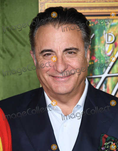 Andy Garcia Photo - 04 October 2018 - Los Angeles  California - Andy Garcia My Dinner with Herve Los Angeles Premiere held at Paramount Studios Photo Credit Birdie ThompsonAdMedia