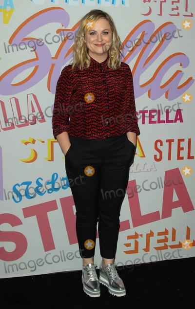 Amy Poehler Photo - 16 January 2018 - Pasadena California - Amy Poehler Stella McCartney Autumn 2018 Presentation held at SIR Studios in Los Angeles Photo Credit AdMedia