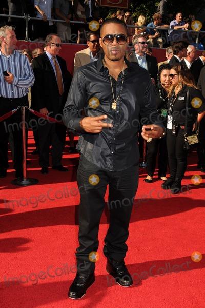 Nasir Jones Photo - 11 July 2012 - Los Angeles California - Nas Nasir Jones 2012 ESPY Awards - Arrivals held at Nokia Theatre LA Live Photo Credit Byron PurvisAdMedia