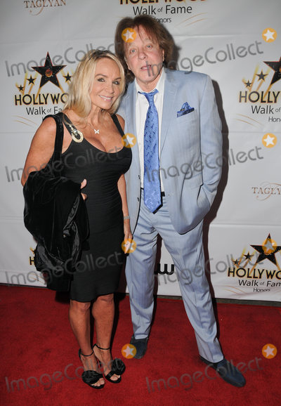 Eddie Money Photo - 25 October 2016 - Hollywood California Eddie Money Hollywood Walk Of Fame Honors held at Taglyan Complex Photo Credit Birdie ThompsonAdMedia