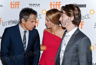 Austin Abrams Photo - 09 September 2017 - Toronto Ontario Canada - Ben Stiller Jenna Fischer and Austin Abrams 2017 Toronto International Film Festival - Brads Status Premiere held at Winter Garden Theatre Photo Credit Brent PerniacAdMedia