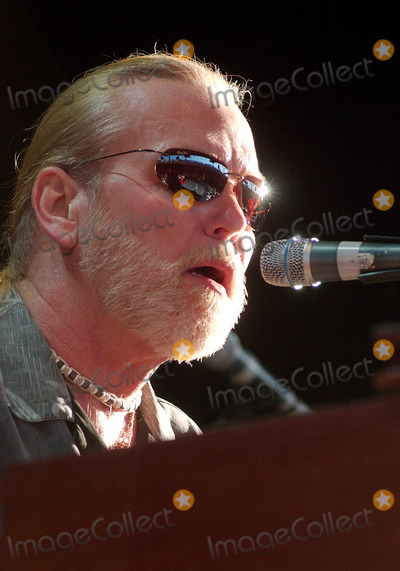 Gregg Allman Photo - 27 May 2017 - Gregg Allman the founding member of the Allman Brothers Band who overcame family tragedy drug addiction and health problems to become a grizzled elder statesman for the blues music he loved has died He was 69 Allman died at his home in Savannah Georgia according to a statement posted to his official website The statement says Allman had struggled with many health issues over the past several years Allmans longtime manager and close friend said I have lost a dear friend and the world has lost a brilliant pioneer in music File Photo 16 August 2006 - Pittsburgh Pennsylvania -  Singer  keyboardist GREG ALLMAN of the ALLMAN BROTHERS BAND performs on their 2006 Tour at the Post-Gazette Pavilion Photo Credit Jason L NelsonAdMedia