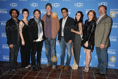 Lucy Griffiths Photo - 31 January 2015 - Santa Barbara California - Shahin Chandrasoma Lucy Griffiths Matthew Leutwyler Craig Richey Sim Sarna Mariko Geise Sarah Stimpson Eddie Matazonni 30th Annual Santa Barbara International Film Festival - Modern Master Award held at The Arlington Theatre Photo Credit Byron PurvisAdMedia