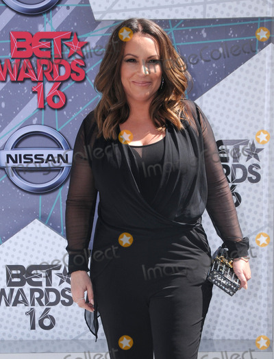 Angie Martinez Photo - 26 June 2016 - Los Angeles Angie Martinez Arrivals for the 2016 BET Awards held at the Microsoft Theater Photo Credit Birdie ThompsonAdMedia