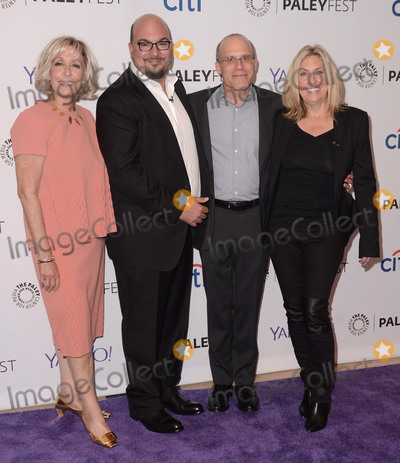 Anthony E Zuiker Photo - 16 September  2015 - Beverly Hills California - Ann Donahue Anthony E Zuiker Johnathan Littman Carol Mendelson 2015 Paleyfest Fall TV Preview CSI Farewell Tribute held at Paley Center for Media Photo Credit Birdie ThompsonAdMedia